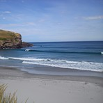 Smaills Beach, Otago Peninsula - Smaills Beach