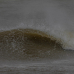 South Texas - Longboard Fun, Fish Pass Jetty