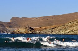 Tinos Surf Lessons, Kolympithra West (Tinos) photo