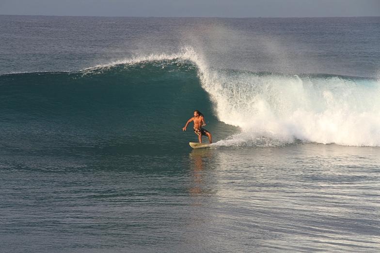 Best Wave, La Pastora