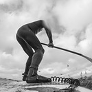 B&W Paddlesurf, Nahant Beach