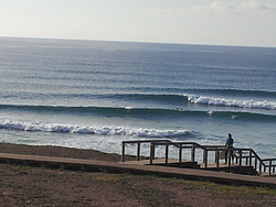 swell bonito, Praia do Amado photo