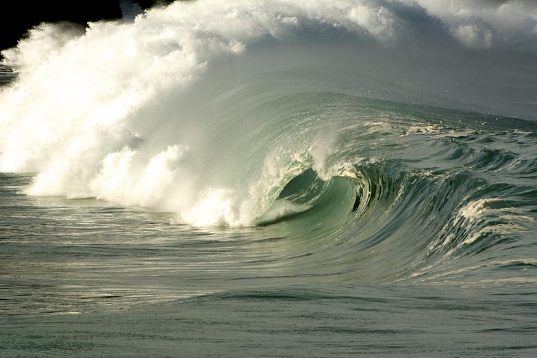 Hawaiian Power, Waimea Bay/Pinballs