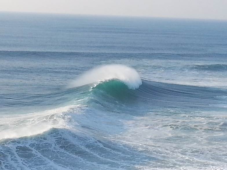 The perfect wave, Praia do Norte