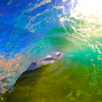 Color Tube, Sandy Beach