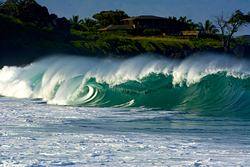 The Bay, Waimea Bay/Pinballs photo