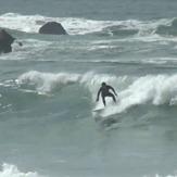 Surf's Up At Rockaway Beach