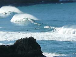 Offshore wind, Tonel photo