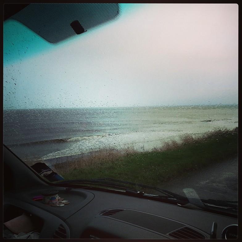 sands end little peeler, Sandsend Bay