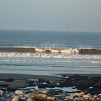 Low tide, early doors., Southerndown