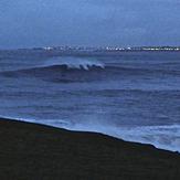 Dawn peak, Ogmore-by-Sea