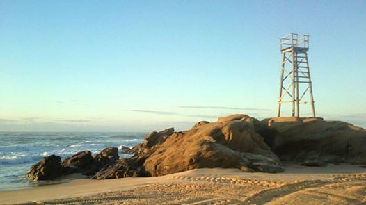 Redhead beach 6am