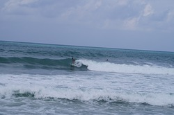 Fun wave for all surfer, Tioman Island photo