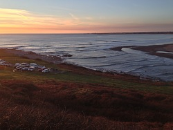 Ogmore Rivermouth, Ogmore-by-Sea photo