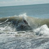 Bodyboard in spot of gunubirlik, Antalya (Lara Beach)