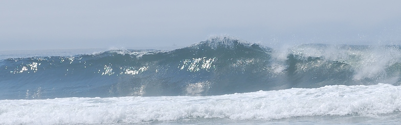 Nice waves, Chadbourne Gulch