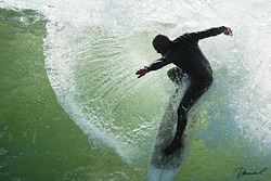 Slot Snap, Steamer Lane-The Slot photo