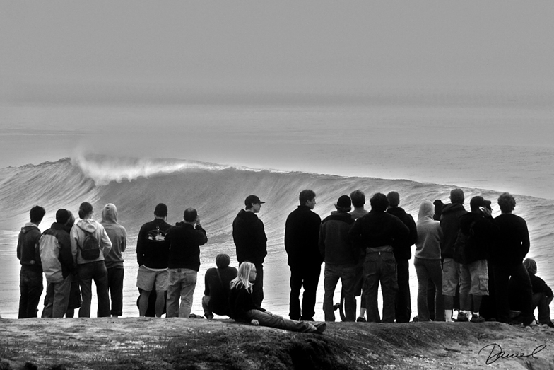 Head High, Steamer Lane-Middle Peak