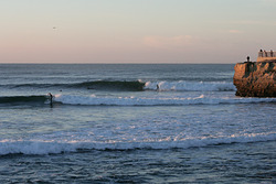 Steamer Lane, Steamer Lane-The Slot photo