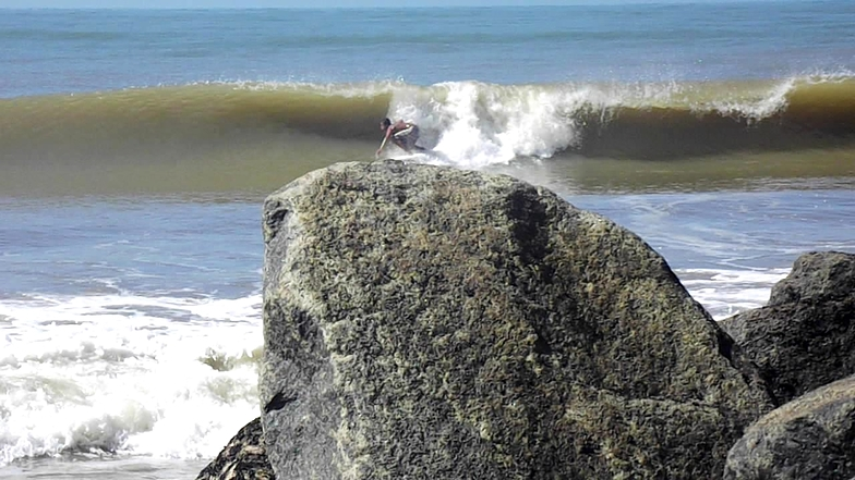 Conceição da barra - ES, Praia do Guriri