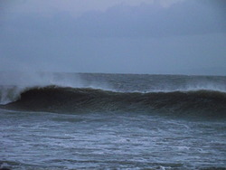 Great waves at Llantwit, Llantwit Major photo