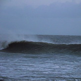 Great waves at Llantwit, Llantwit Major