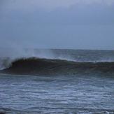 Great waves at Llantwit, Llantwit Major