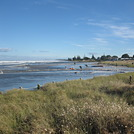 kids having fun at waihi beach
