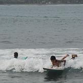 Joshua A little Surfer From BANDUNG, Batu Karas