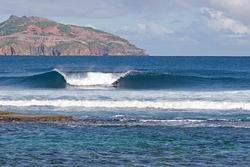 Reef break, Kingston photo