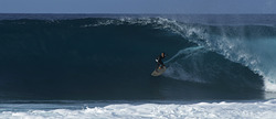 Evening Glass, Banzai Pipeline and Backdoor photo