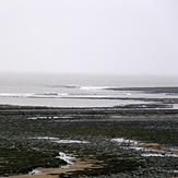 Low Tide west of Gileston
