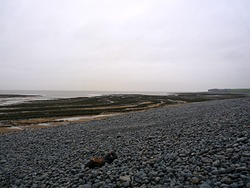 Low Tide Gileston photo