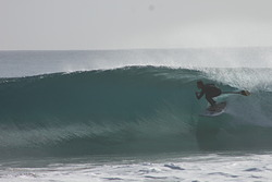 Porto Santo Surfing, Praia do Cabeco photo