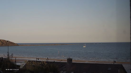 Filey Bay Webcam