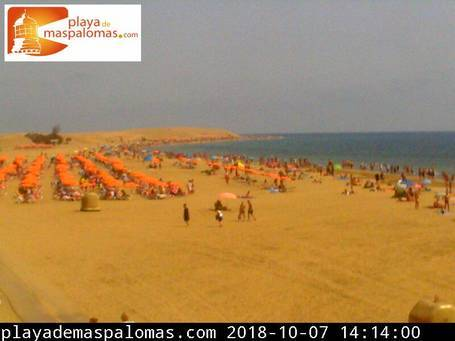 webcam maspalomas