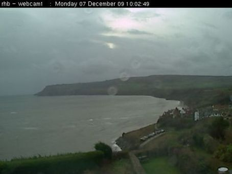 Robin Hoods Bay Webcam