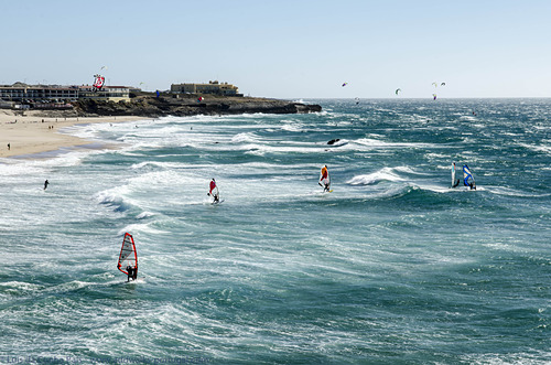windsurf, Praia do Guincho