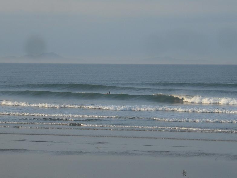 Rhosneigr surf break