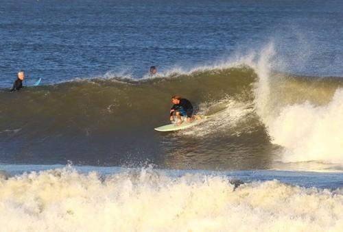 Sandy @Poles, The Mayport Poles