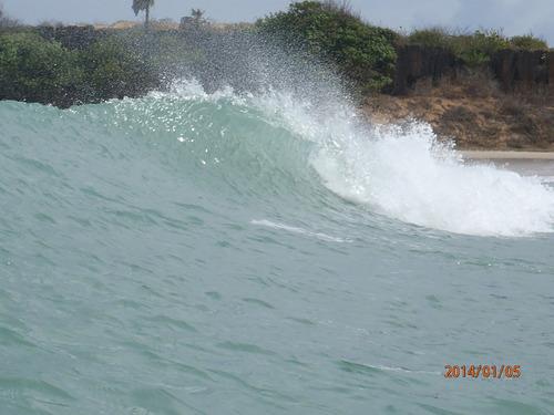 off shore, Touros Area