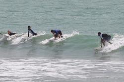 Busua Beach photo