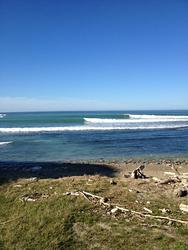 3-4ft fun day at stingaz, Stingray Bay photo