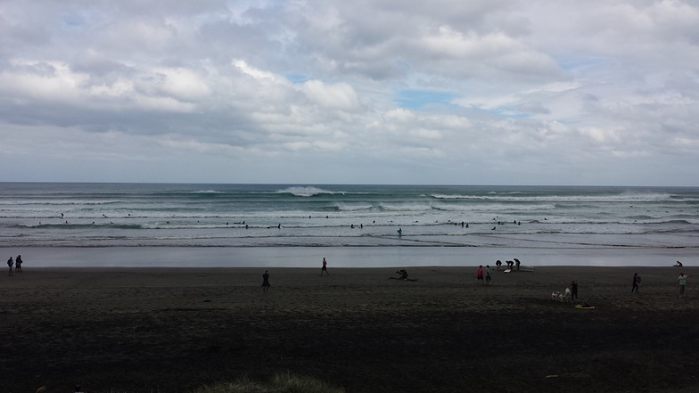 Muriwai Beach break guide