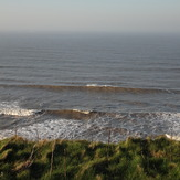 Southerndown, more ragged over the reef