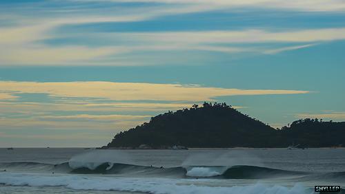 Sunrise, Campeche
