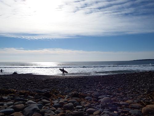 Hirtle's Beach Sunday, Hirtle's Beach (Hartling Bay)