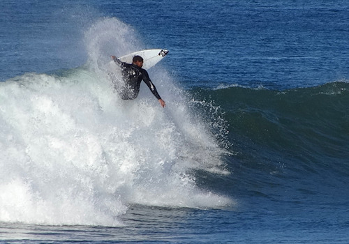 Fun day Morro Bay, Morro Rock