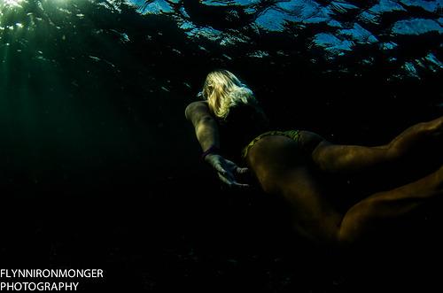 Flying Mermaid, Triggs Beach Adelaide