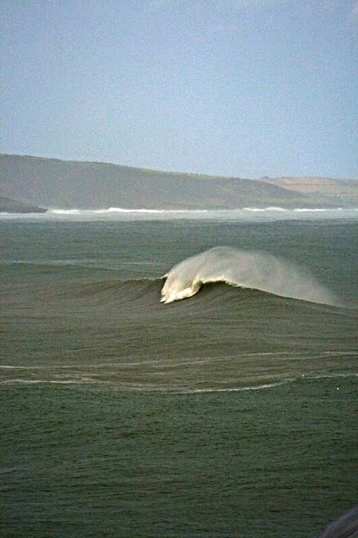 Fennels Bay surf break